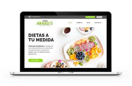 Jose Arnedo - Dietista en Almansa