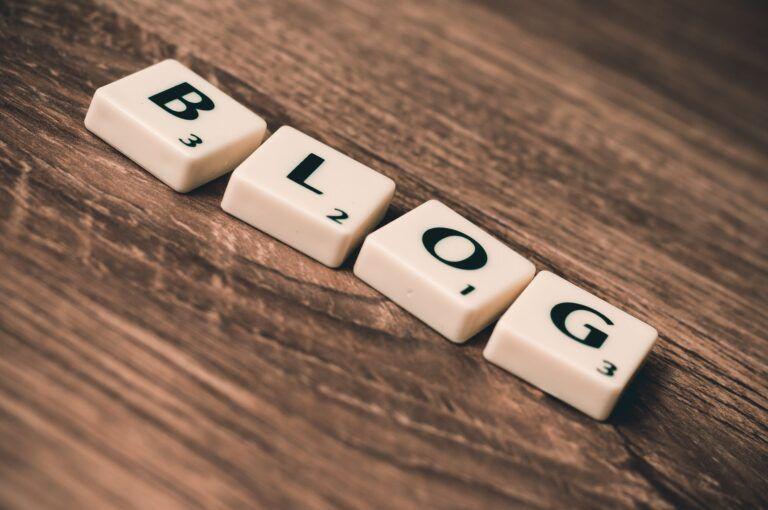 ¿Necesito un blog en mi web? - Javier Navalón